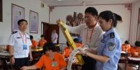 中国孔子基金会和省曲艺家协会领导到我省部分戒毒场所视察调研 - 司法厅