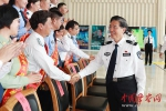 郭声琨:努力为公安事业培养更多高素质人才 - 公安厅