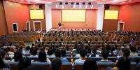 """""""中国梦·党在心中""""百姓宣讲团巡回宣讲在山东财经大学举行 - 中国山东网"""
