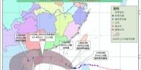 """""""卡努""""继续向海南岛移动 浙闽及华南沿海有强降水 - 中国山东网"""