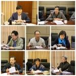 山东社会科学院召开2017年度党支部书记现场述职评议考核会 - 社科院
