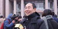 山东省政协委员孟鸿声:坚定文化自信 建设书法强省 - 中国山东网