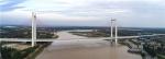 齐河黄河大桥正式通车 县城到济南西站仅需15分钟 - 半岛网