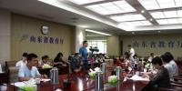 我厅举办促进民办教育健康发展新闻发布会 - 教育厅