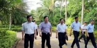 张斌同志到海南、贵州、重庆调研考察 - 国资委