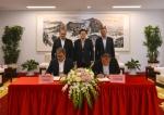 张斌同志出席山东国惠与库克曼投资集团合作协议签约仪式 - 国资委