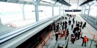 两小时交通圈成型 山东一年内同时开通两条铁路 - 中国山东网