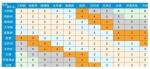 济南轨道交通1号线4月1日正式商运 11个车站票价表公布 - 济南新闻网
