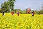 植物园多姿多彩入画来 - 济南新闻网