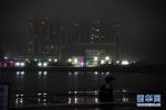 """(关注""""利奇马""""·图文互动)(3)台风""""利奇马""""在山东青岛再次登陆 山东26座水库超汛限水位 - 中国山东网"""