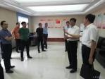 王兴国副书记带队慰问调研乡村振兴服务队 - 社科院