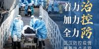着力治,加力控,全力防——武汉防控疫情最新热点追踪 - 中国山东网